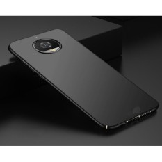 iCase 360 Degree Protection Original Quality Slim Hardcase for MOTOROLA MOTO G5s Plus  - Hitam