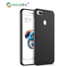 Cuci Gudang Icase Casing Untuk Xiaomi Mi A1 5X Cocose Original Shockproof Hybrid Hitam