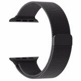 Spesifikasi Icheckey 42Mm Milanese Seri Stainless Steel Apple Iwatch Smart Watch Sport Band Rilis Cepat Gelang Tali Gelang Penggantian Watchband Untuk Apple Watch Band Seri 1 Seri 2 Hitam Intl Murah
