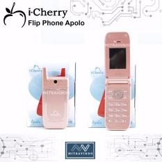 Tips Beli Icherry Apolo Flip Handphone C218 Camera Dual Sim Garansi 1 Tahun Yang Bagus