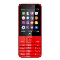 Jual Icherry C108 Pro Candybar 2 4 Red Original