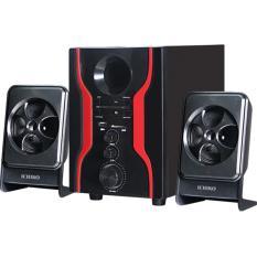ICHIKO AS-10 Multimedia Speaker Aktif 2.1Ch Subwoofer Active Bluetooth