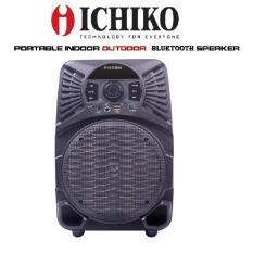 ICHIKO Bluetooth Speaker Mini Monster Portable indoor and Outdoor MM-80 V11