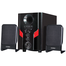 Harga Ichiko Model As20 Multimedia Bluetooth Speaker Hitam