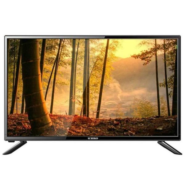 Ichiko S3258 LED TV 32  USB MOVIE -Hitam - Khusus JABODETABEK