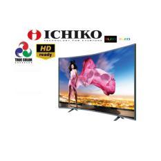 ICHIKO S3998 Televisi LED 39 Inch HD Curve [39 INCH]