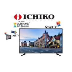 Ichiko S6596 Televisi LED 65 Inch Ultra HD 4K Smart+ Bonus Bracket Dinding