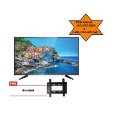 ICHIKO SMART TV LED 39inch HD (model ST3976) Free Bracket