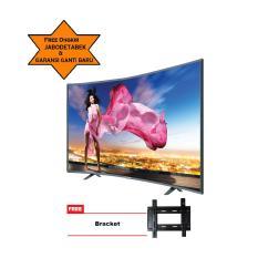 ICHIKO TV LED 65inch Ultra HD 4K Curve Basic (model S6558)