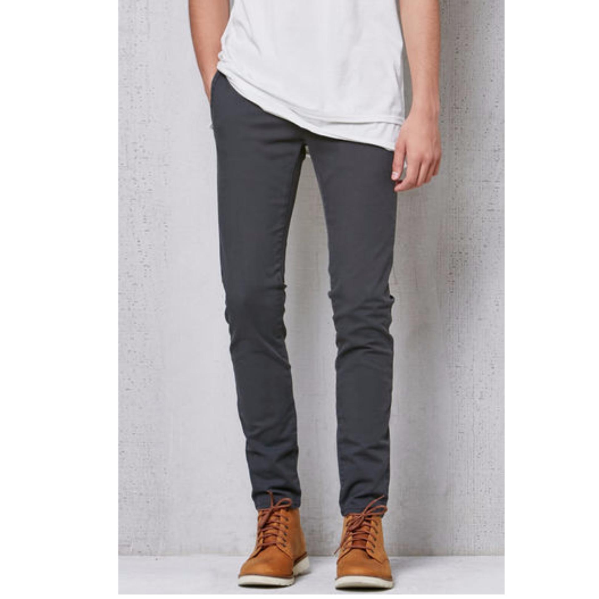 Harga Hemat Id Celana Chino Pants Premium Greey