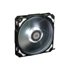 Jual Id Cooling No 12025 W 12Cm Led Casing Fan Putih Murah