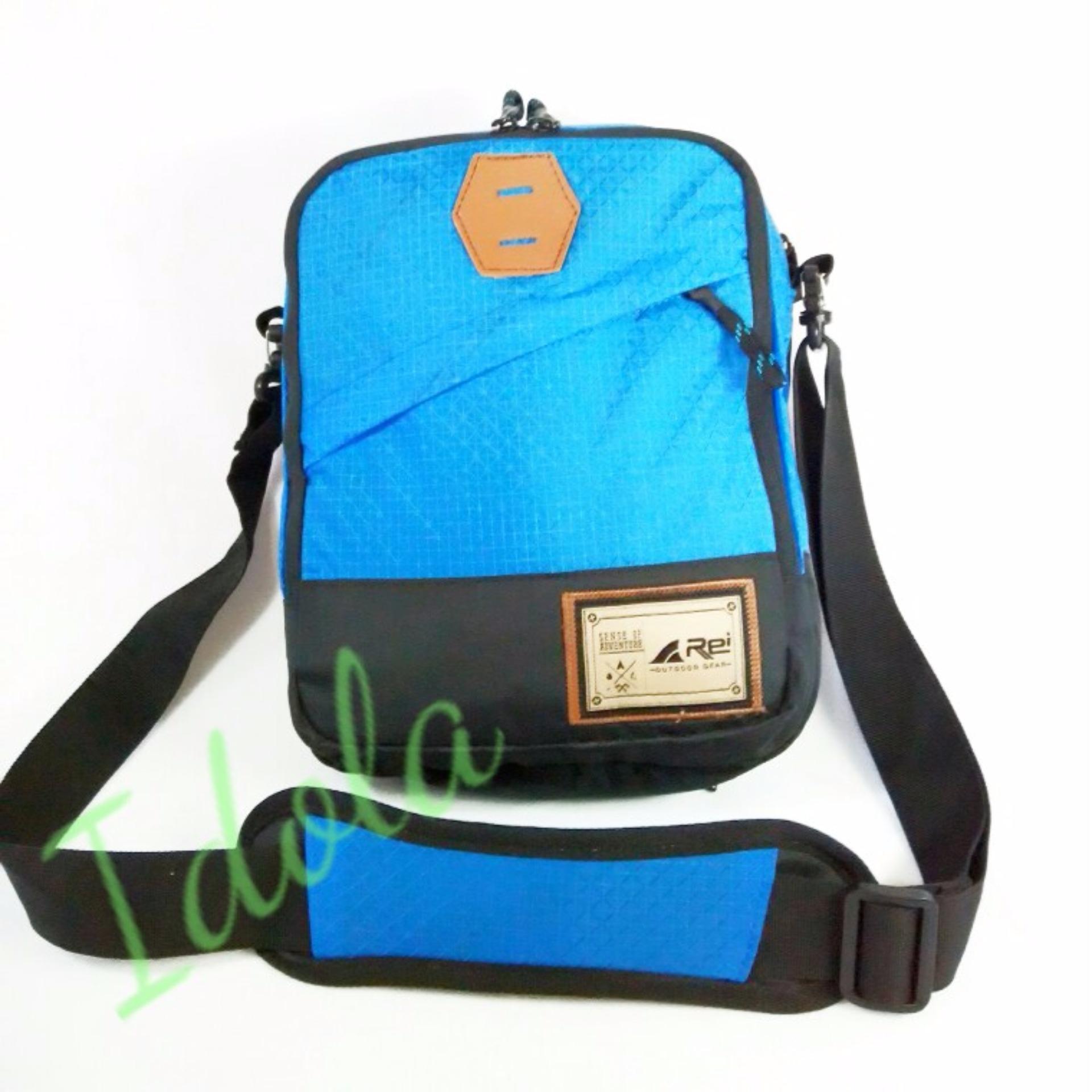 IdolaBags - Tas Selempang Travel Pouch Tablet Rei - Stabiliser Ori - REI20125