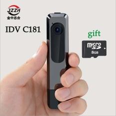 IDV Perekam Suara C181 1080 P mini Kamera MOV Perekaman HD 720 P 30FPS 170 LEBAR Derajat 8 Juta Tinggi Tingkat HD-Intl