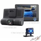 Diskon Iflashdeal 3 Lens Car Camera Dashcam Camcorder Hd Cam Intl Akhir Tahun