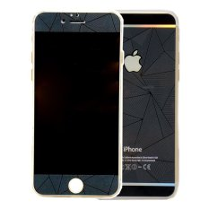 Obral Igear Tempered Glass Protector Diamond Motif For Iphone 4G 4S Hitam Murah
