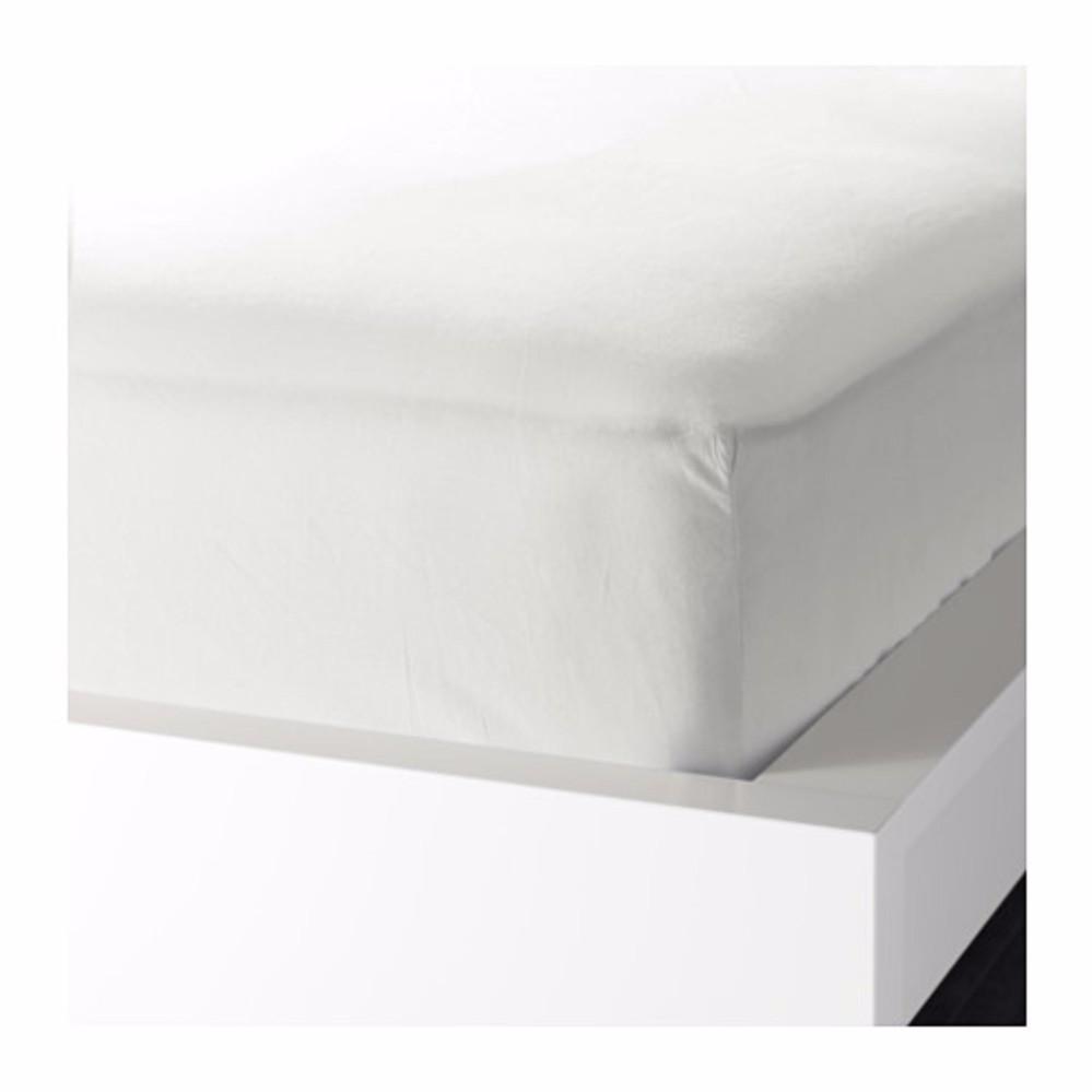 Beli Ikea Knoppa Seprai Berkaret Uk 90X200Cm Putih Ikea Online