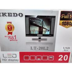 IKEDO TV Monitor LED 20 Inch LT-20L2