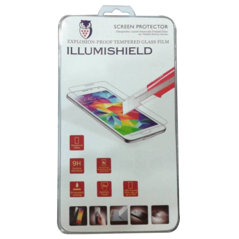 Harga Illumishield Tempered Glass Sony Xperia Z Depan Belakang Front Back Asli