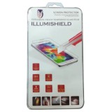 Jual Illumishield Tempered Glass Sony Xperia Z1 Depan Belakang Front Back Bening Clear Branded Murah