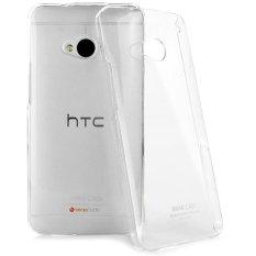 Imak Crystal 1 Ultra Thin Hard Case for HTC One M7 - Transparan