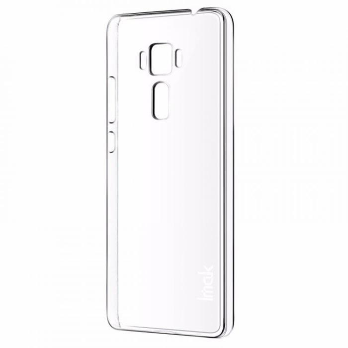 Imak Crystal 2 Ultra Thin Transparant Hard Case Asus Zenfone 3 Laser