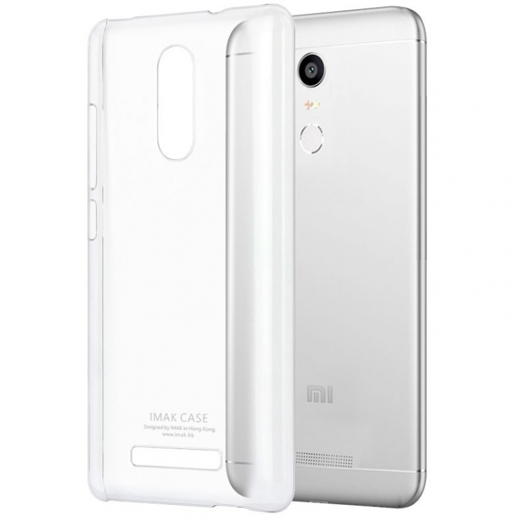 Spesifikasi Imak Crystal Ii Ultra Thin Hard Case Xiaomi Redmi Note 3 Clear Online