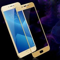 Harga Imak Untuk Meizu M5 Catatan Tempered Glass Film Full Screen Guard Anti Ledakan Emas Intl