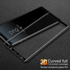 Spesifikasi Imak For Samsung Galaxy Note 8 N950 3D Curved Full Cover Tempered Glass Screen Protector Black Intl Imak Terbaru