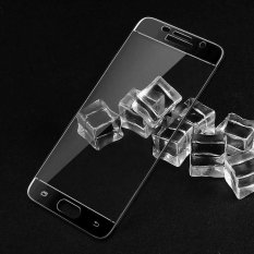 Jual Imak Penutup Penuh Mobile Pelindung Layar Anti Gores Untuk Samsung Galaxy A5 2017 Hitam Baru