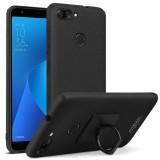 Toko Imak Hard Plastic Stand Phone Case For Asus Zenfone Max Plus Zb570Tl M1 5 7 Intl Termurah