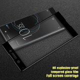 Review Pada Imak Hd Penuh Ukuran Pelindung Layar Anti Gores Untuk Sony Xperia Xa1 Hitam