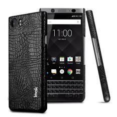 Harga Imak Buaya Mewah Pu Leather Case Untuk Blackberry Keyone Bisnis Back Cover Shell Kasus Telepon Untuk Blackberry Mercury Dtek70 Imak Tiongkok