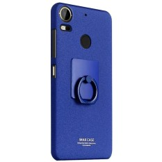 IMAK Matte Hard PC Case with Ring Kickstand for HTC Desire 10 Pro - Blue - intl