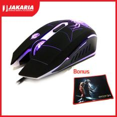 Beli Imperion Gaming Mouse Black Window Mg S300 Imperion