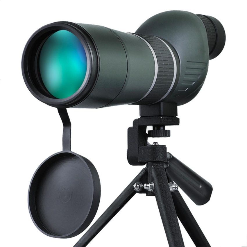 Review Pada Import 15 45X60S Monocular Telescope Hd Optic Zoom Lens Bird Watching High Definition View Eyepiece Intl