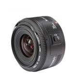 Impor Yongnuo 35Mm Lensa Yn35Mm F2 Lensa Wide Angle Besar Aperturefixed Auto Fokus Lensa Untuk Canon Intl Murah
