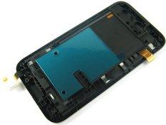 (DIIMPOR) G-Plus Full LCD Display + Layar Sentuh Digitizer + Frame untuk HTC Desire 310 Dual SIM