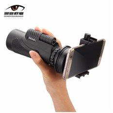 Penawaran Istimewa Impor Universal 12X50 Hiking Konser Kamera Lensa Teleskop Monocular Dengan Holder Untuk Smartphone Intl Terbaru