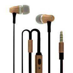 In ear earphone stereo sound