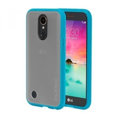 Incipio Technologies Octane Cell Phone Case for LG LV5, LG K20 - Frost/Cyan - intl