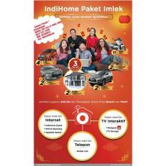 Indihome Surabaya Paket Imlek 2018