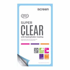 Indocreen iScreen Anti Gores Nokia Lumia 900 - Clear