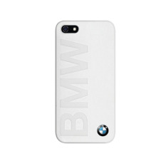 Indocustomcase BMW Logo Apple iPhone 5 - 5S Custom Hard Case