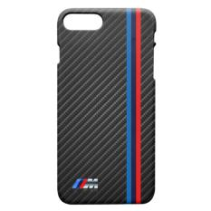 Indocustomcase BMW Logo Stripes Case Cover For iPhone 7 Plus