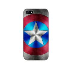 Beli Indocustomcase Captain America Sheild Chrome Iphone 5 5S Custom Hard Case Pakai Kartu Kredit