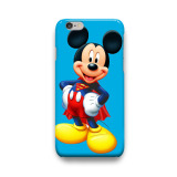 Diskon Produk Indocustomcase Custom Hard Case Apple Iphone 6 Mickey Mouse