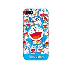 Harga Indocustomcase Doraemon Full Apple Iphone 5 5S Custom Hard Case Multicolor Indocustomcase Online