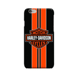Indocustomcase Harley Davidson Logo Apple Iphone 6 Cover Hard Case Di Jawa Barat