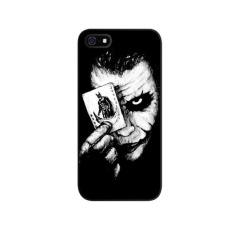 Beli Indocustomcase Joker Apple Iphone 5 5S Custom Hard Case Indocustomcase