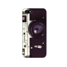 Toko Indocustomcase Zorki Vintage Camera Apple Iphone 5 5S Custom Hard Case Online Jawa Barat